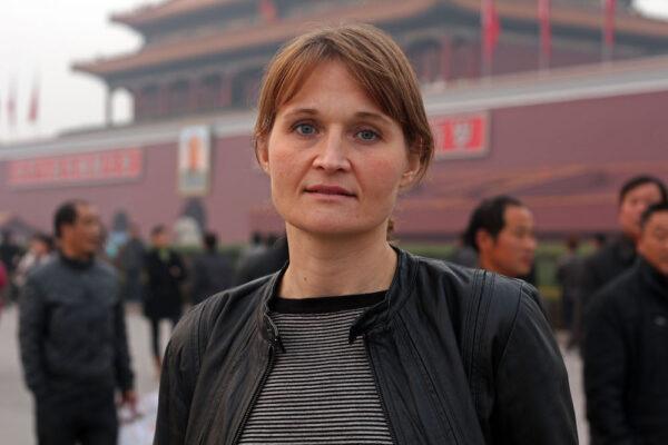 Kineserne kommer – kongeriget og stormagternes spil i Arktis