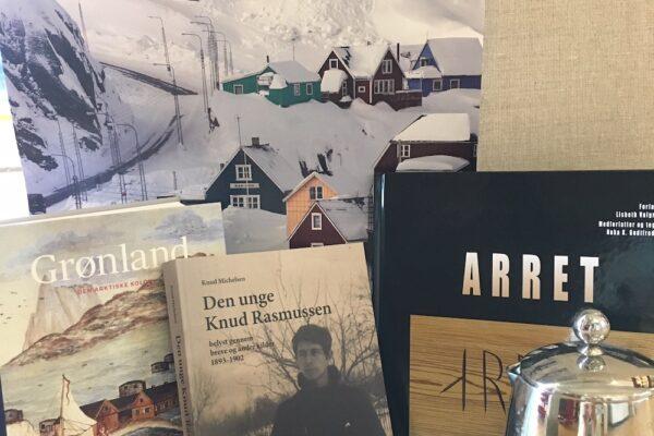 Arktisk forfattercafe: Mød en forfatter