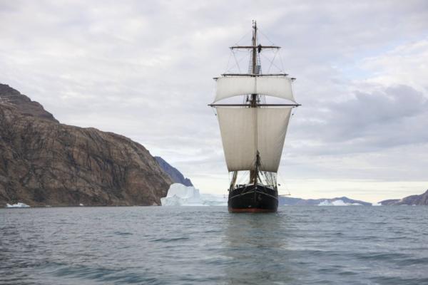 Foredrag: For sejl i Ishavet
