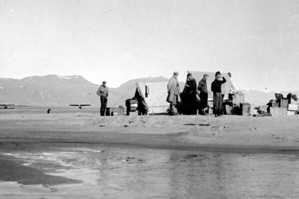 Eirik Raudes Land – Om suverænitet og kortlægning i Grønland