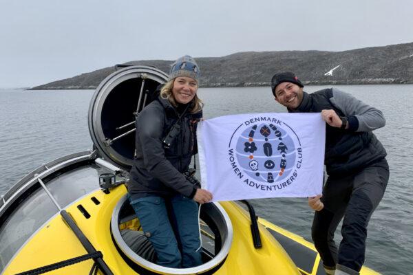Et Arbejdsliv på Iskanten af Cecilia Vanman