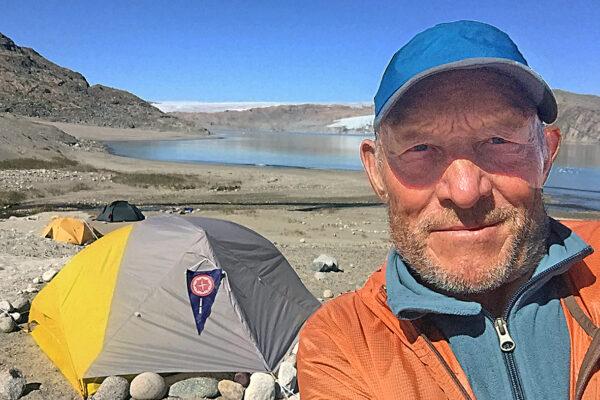 Rundt om Grønland i kajak